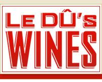 LeDû's Wine