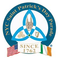 Logo of the New York City Saint Patrick's Day Parade